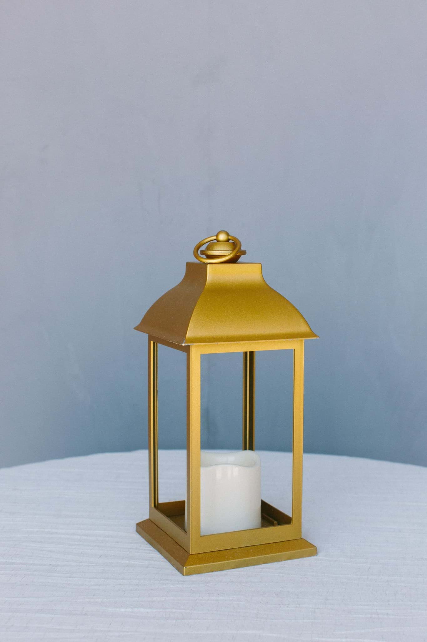 Picture of Gold Lantern Large