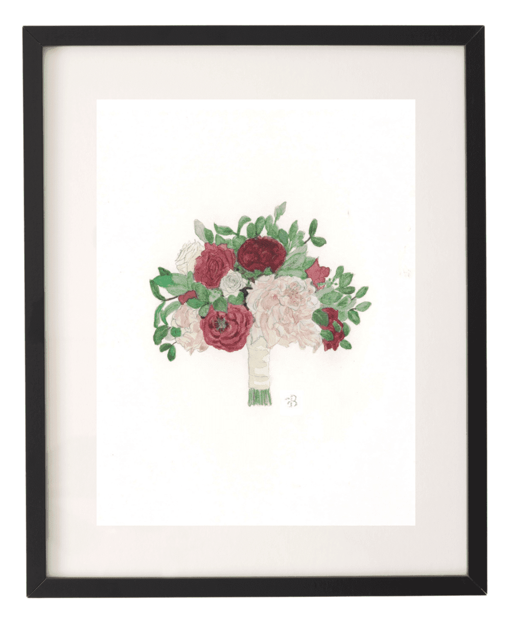 Picture of Stella Watercolor Print