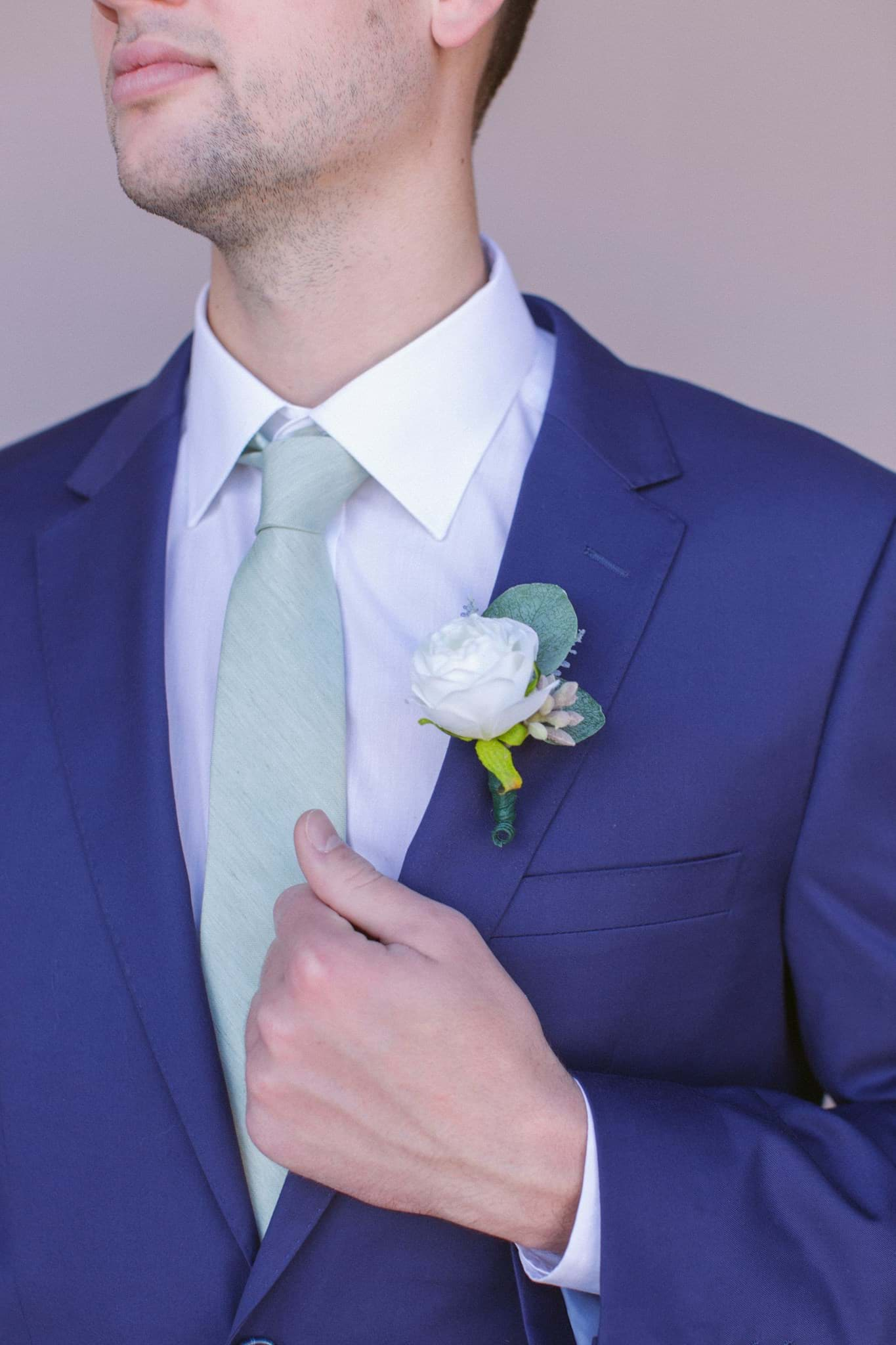 Picture of Taylor Boutonniere