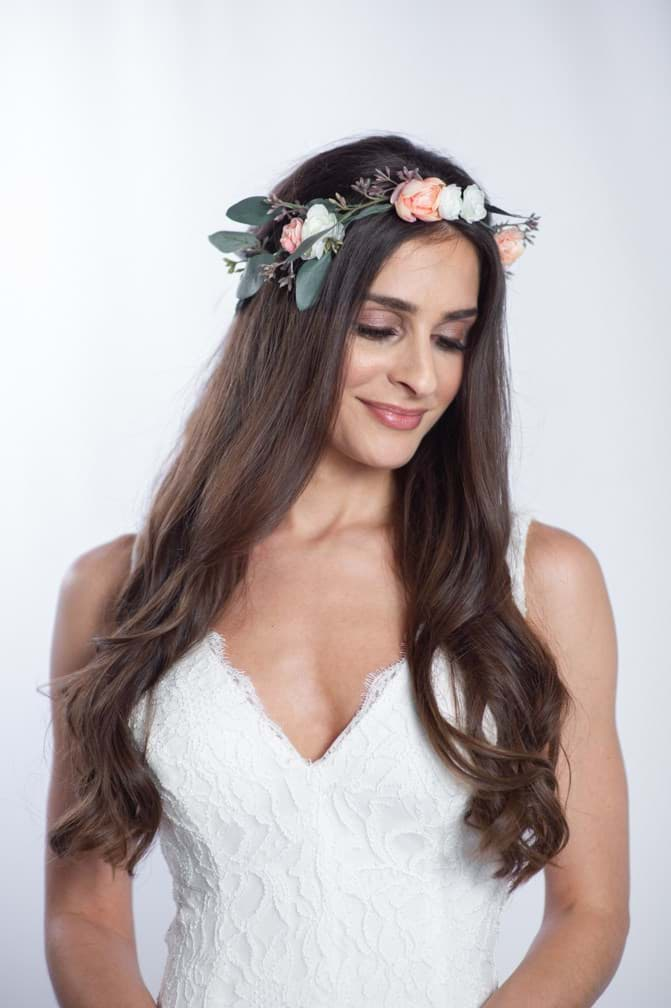 Picture of Sophia Floral Crown