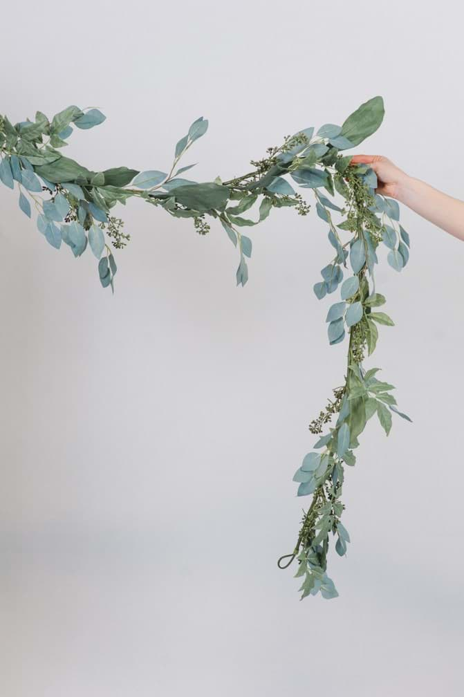 Picture of Seeded Eucalyptus Garland