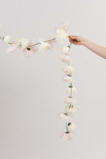 Picture of Peony Garland