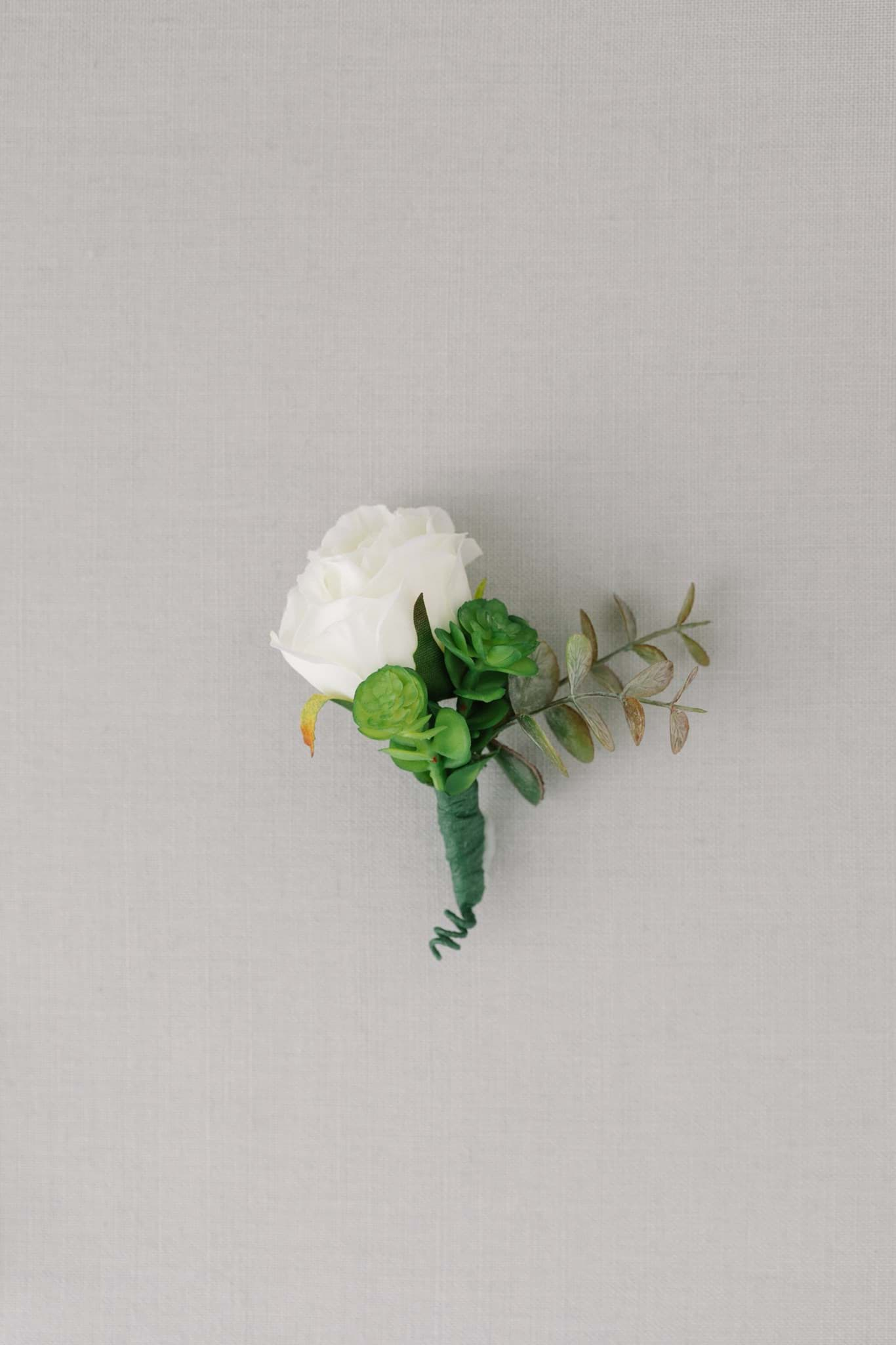 Picture of Cameron Boutonniere