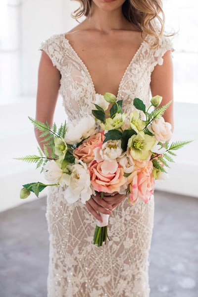 Picture of Cameron Bridal Bouquet