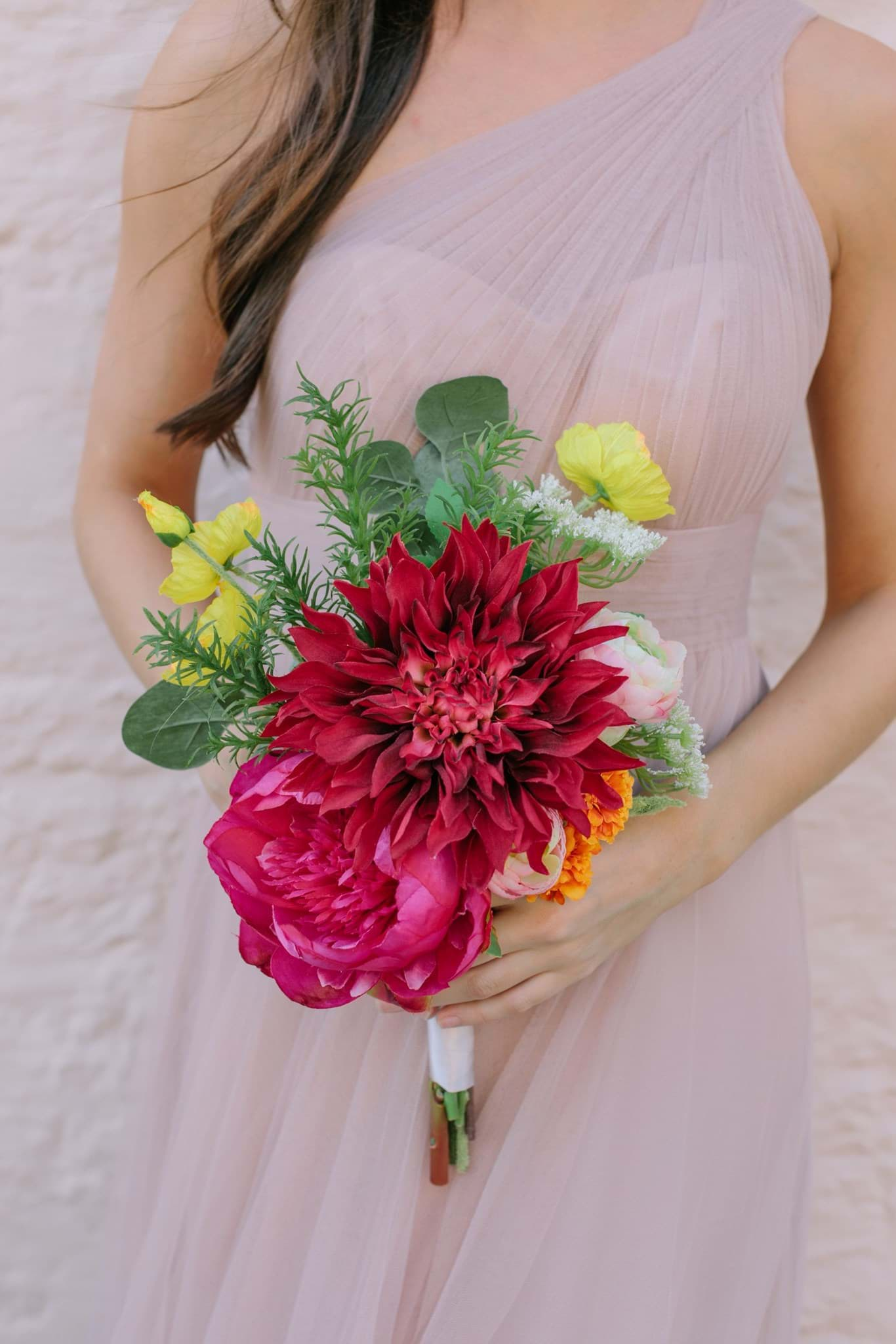 Picture of Kinsley Bridesmaid Bouquet