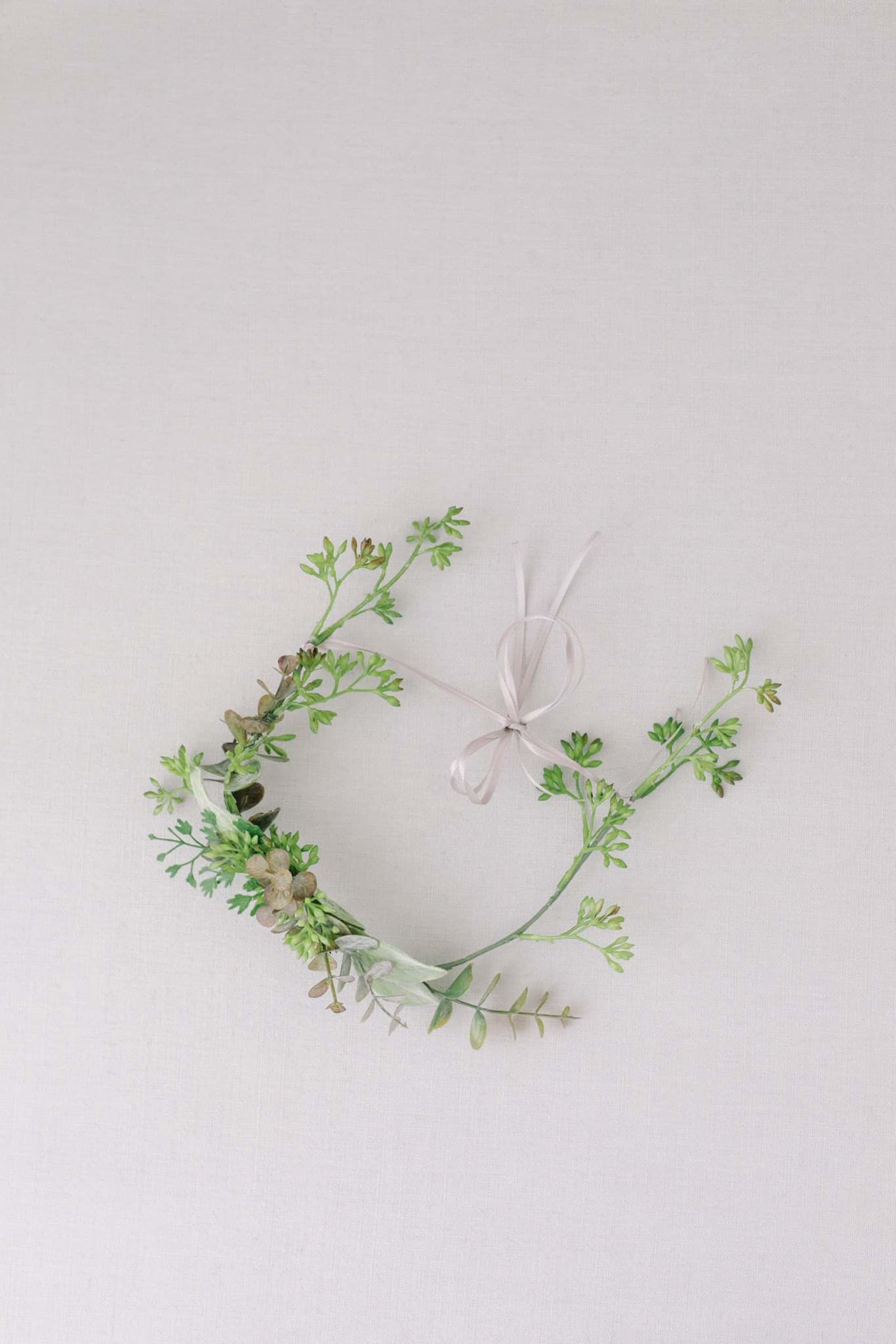 Picture of Laurel Floral Crown